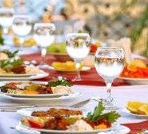 Ankara Toplu Yemek siparişi